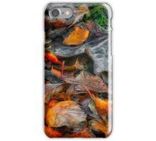 A Colourful Death iPhone Case/Skin