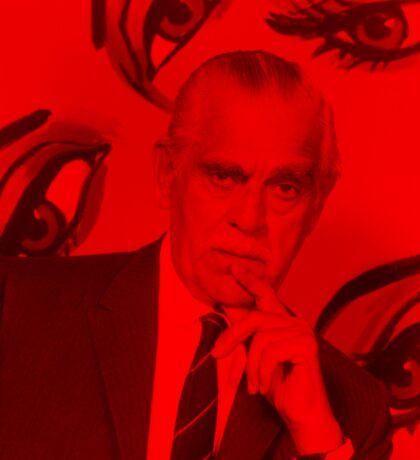 Boris Karloff - Celebrity Sticker