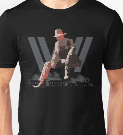 WestWorld - Man in Black Unisex T-Shirt