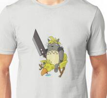 Totoro Fantasy VII Unisex T-Shirt