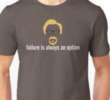 Adam Savage failure Unisex T-Shirt