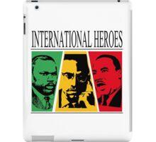 INTERNATIONAL HEROES iPad Case/Skin