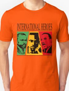 INTERNATIONAL HEROES T-Shirt