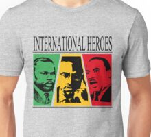 INTERNATIONAL HEROES Unisex T-Shirt