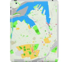 Sydney Inner West Map iPad Case/Skin