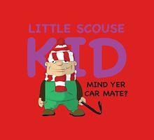 Little Scouse Kid- Mind Yer Car Mate? Unisex T-Shirt