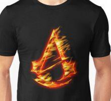 ASSASSINS - fire version Unisex T-Shirt