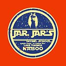 JAR JAR DIVING SCHOOL  by karmadesigner