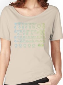 MS-20 Women's Relaxed Fit T-Shirt
