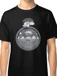 Ancient Hebrew Firmament Flat Earth Classic T-Shirt