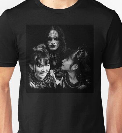 Babymetal Death Black Metal Ist Krieg Unisex T-Shirt