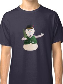 Sam the Snowman Classic T-Shirt