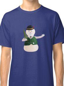Sam the Snowman Classic T-Shirt