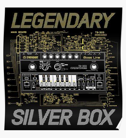 Legendary Silver Box / TB-303 Poster