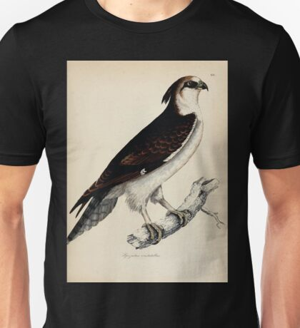 Illustrations of ornithology V2 Edward Lear 1835 021 Unisex T-Shirt