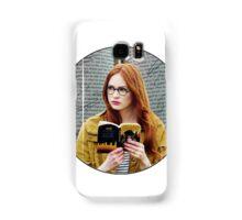 Amelia Pond Samsung Galaxy Case/Skin
