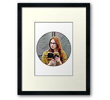 Amelia Pond Framed Print