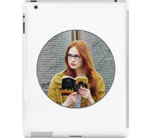 Amelia Pond iPad Case/Skin