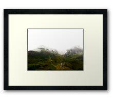 Glen Coe 2 Framed Print