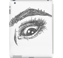 Eye #2 iPad Case/Skin