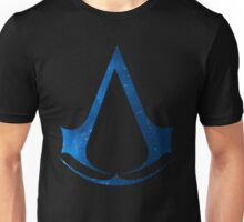 °GEEK° Assassin's Creed Blue Space Unisex T-Shirt
