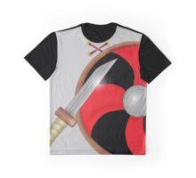 Shield Wall 859 Graphic T-Shirt
