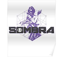 Sombra Hacker Poster