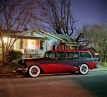 Old Buick Special  by Daniel Regner