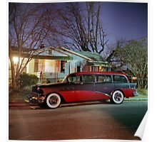 Old Buick Special  Poster