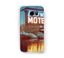 Evening at the Beltway Motel Samsung Galaxy Case/Skin