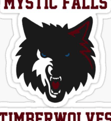Mystic falls Sticker
