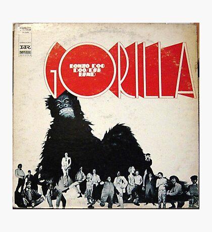 Bonzo Dog Doo Dah Band Gorilla Photographic Print