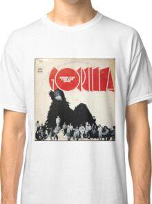 Bonzo Dog Doo Dah Band Gorilla Classic T-Shirt