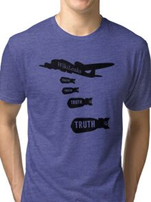 Truth Bomb Tri-blend T-Shirt