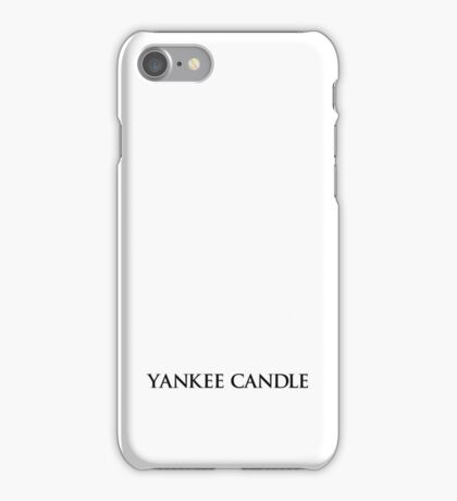 Yankee Candle IV. iPhone Case/Skin