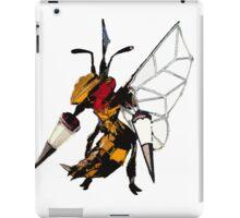 Beedrill- Techno iPad Case/Skin