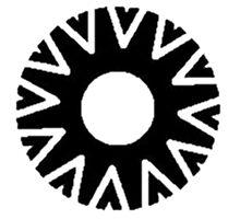 Black Sun Photographic Print