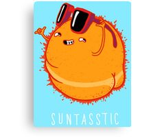 Suntasstic Canvas Print