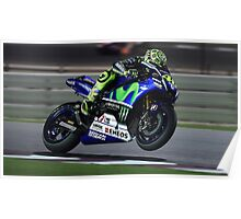 valentino rossi best picture Poster
