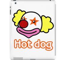 Toms HotDog Logo iPad Case/Skin