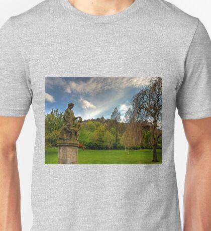 The Genius of Architecture Unisex T-Shirt