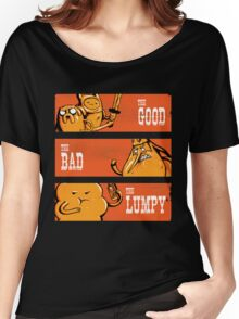 The Good, the Bad and the Lumpy Women's Relaxed Fit T-Shirt