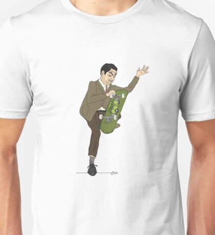 Mr. Bean Plant Unisex T-Shirt