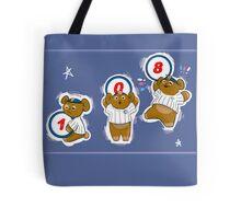Cubs! Tote Bag