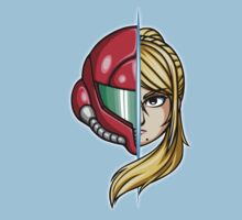 SAMUS/ARAN Kids Clothes