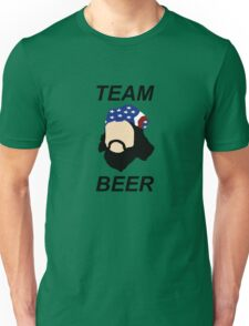 TEAM BEER  Unisex T-Shirt
