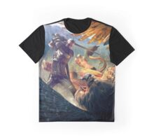 The Witcher III  Graphic T-Shirt