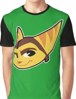 Ratchet & Clank -  Ratchet Graphic T-Shirt