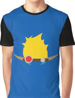 Jak & Daxter - Jak - Minimal Design Graphic T-Shirt