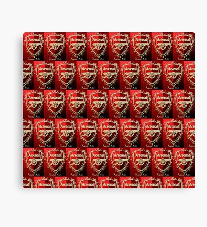 Arsenal Logo Canvas Print